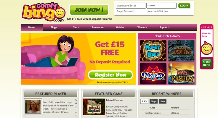Free Bingo Games No Deposit Required