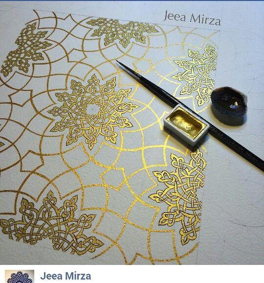 ☆☆☆☆☆ beautiful Islamic geometric patterns