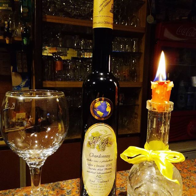 Rarity - Chardonnay du monde 2014 :-)