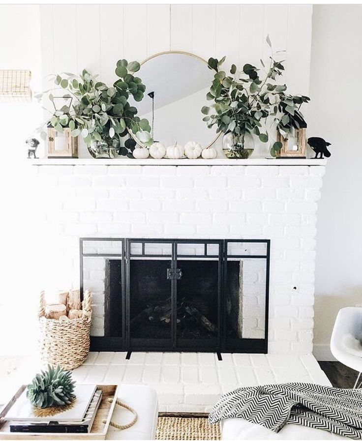 How To Decorate A Fireplace Mantel: Best 25+ Mirror Above Fireplace Ideas On Pinterest