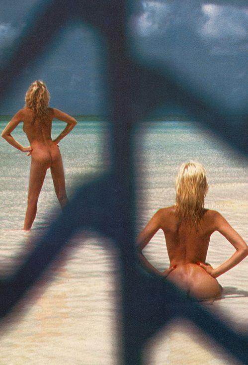 Fifty years of the Pirelli calendar | Vogue Paris