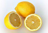 Λεμόνι - Βικιπαίδεια