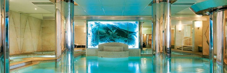 Thermes Marins Spa, Hotel Hermitage, Monte-Carlo