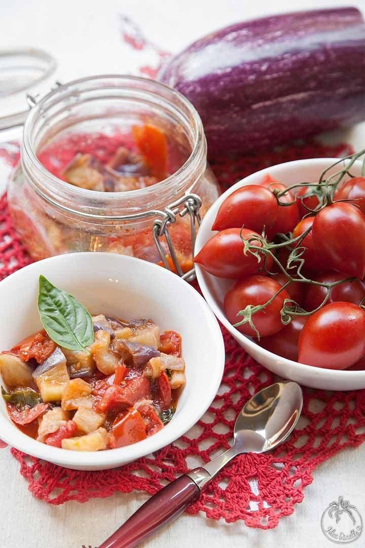 ricetta dietetica pasta con le melanzane