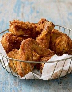 Recipe Fried Chicken