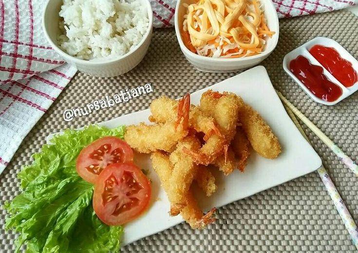 Ebi Furai dan Salad Mayo ala Hokben