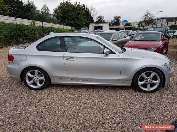2008 BMW 120d SE coupe diesel silver automatic  #bmw #120 #forsale #unitedkingdom