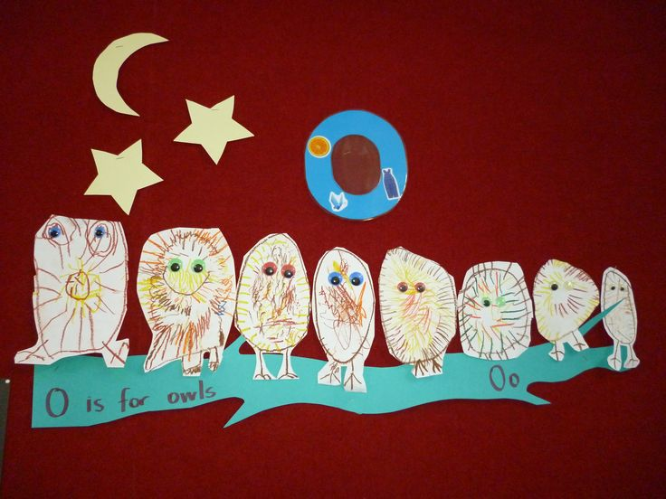 O is for Owl;    Owl Babies