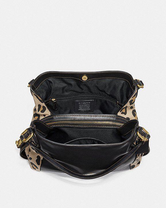 981ca4294004 Edie shoulder bag 31 with blocked leopard print   Accesories   Bags ...