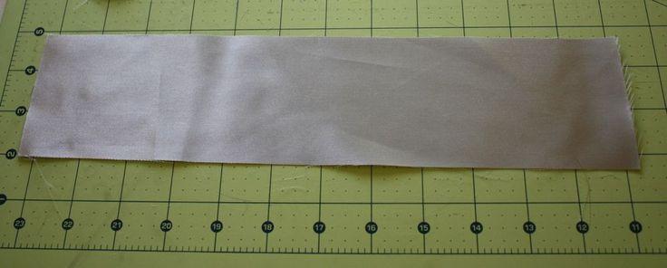 pleated headband tutorial – Craftiness Is Not Optional