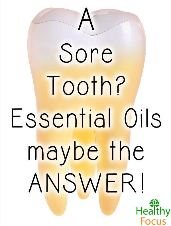 6 Essential Oils For Toothache and Oral Health