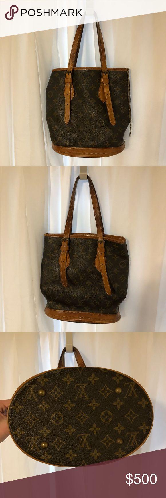 Louis Vuitton pm bucket bag authentic Louis Vuitton pm bucket bag authentic Louis Vuitton Bags