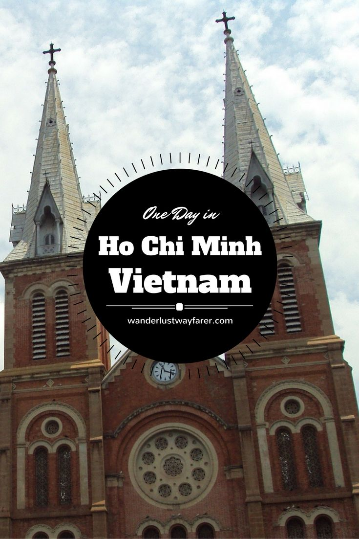 Follow this itinerary to spend a perfect day exploring everything Ho Chi Minh City has to offer.