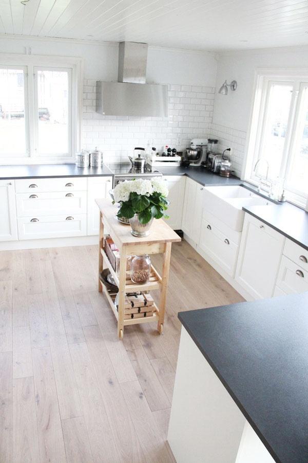 Sommerlyst: Sommerlyst: Kjøkken