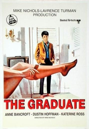 The Graduate (1967) by Mike Nichols