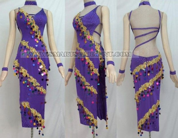latin dance costumes sale...very pretty detailing