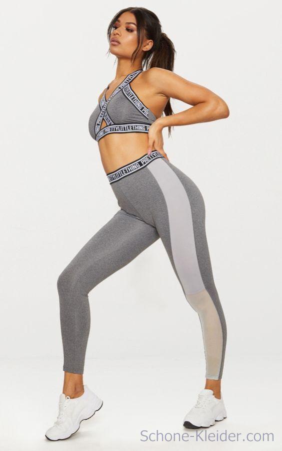 Sportbekleidung Damen, 2019 Fitnessbekleidung Ideen