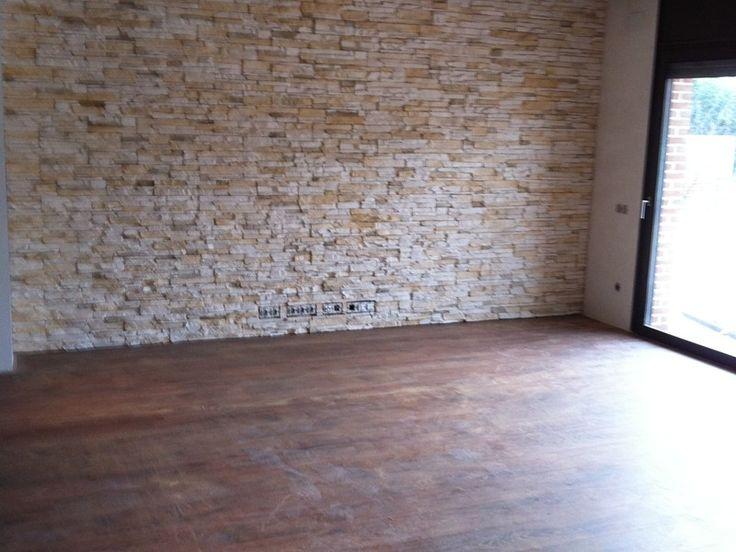 colocacin laminado y escaleras en vivienda particular park house studio parquet laminado