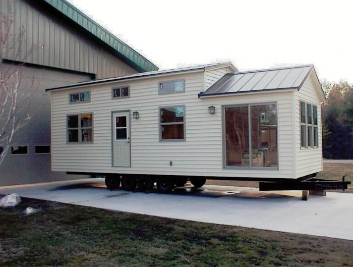 Rv Park Model Mobile Homes