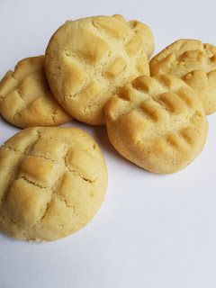 Cook & Book: Mary Berry's limoenkoekjes