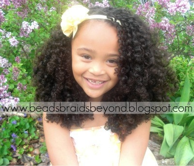 Curly Hairstyle For Toddler : 20 best natural kids: curly styles images on pinterest