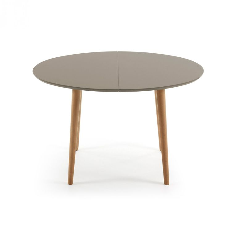 1000 id es sur le th me table ronde extensible sur - Table ronde bois extensible ...