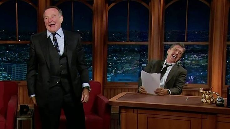 The Best Interview In The History Of Television [Robin Williams] - YouTube