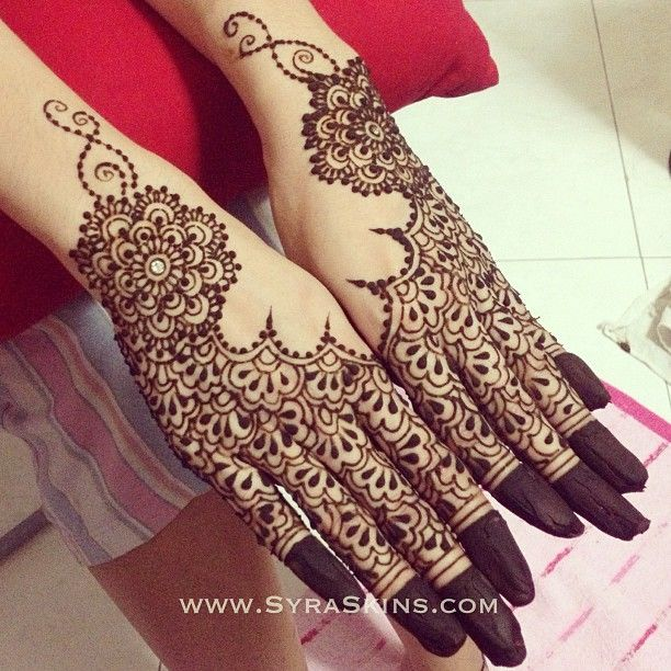 268 Best Henna Tattoos Images On Pinterest