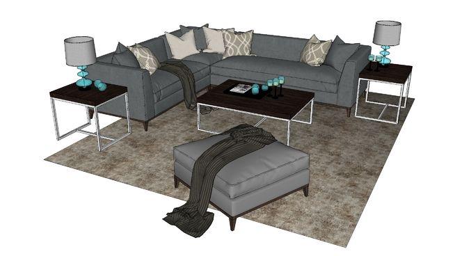 armchair - 3D Warehouse
