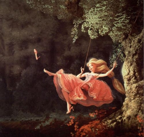 Pictures Of Jean Honore Fragonard The Swing Tangled Rock Cafe