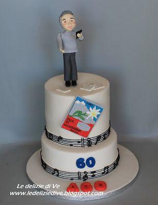 Le Delizie di Ve: CHOIR CAKE