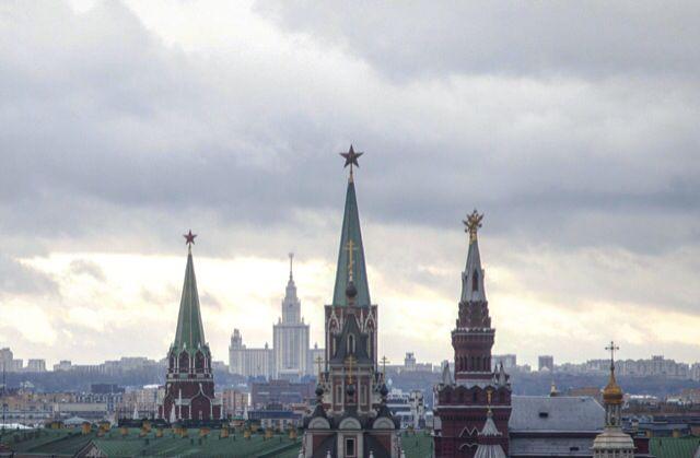 St. Regis Nikolskaya Hotel, 21 ноября 2015