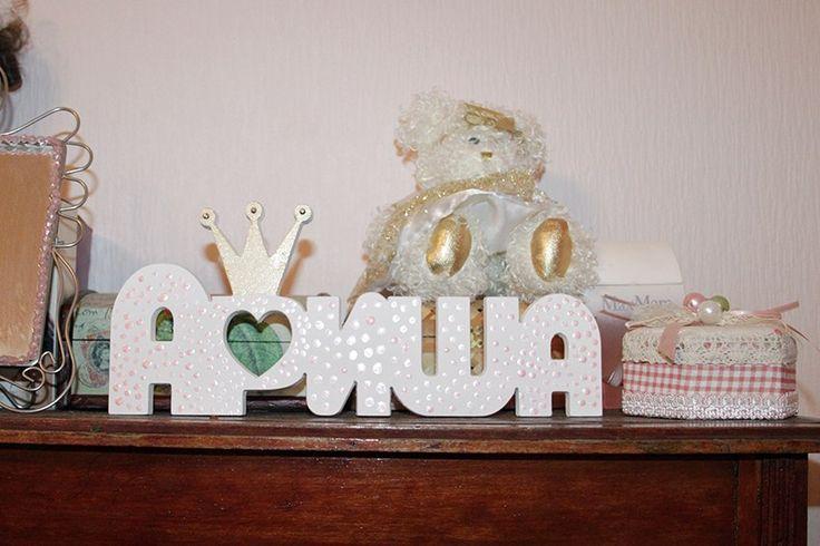 """Нами изготовленное слово """"Ариша"""" для интерьера, прекрасный подарок и для оформления домашней фото выставки #подарок #интерьер #деревянные буквы #словаиздерева #свадебныйдекор #имена #аксессуарыдляфотосессий #фоторамки #деревянныеизделия #gifts"""