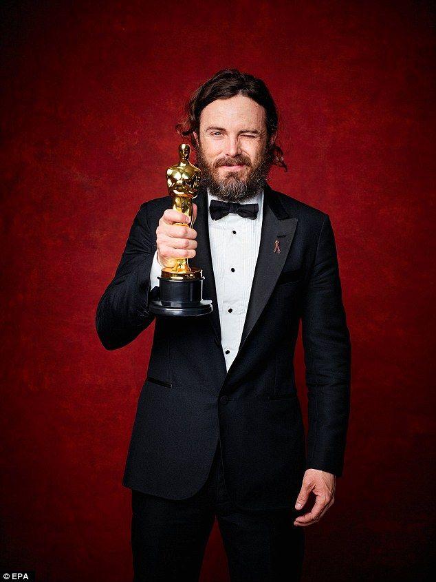 Casey Affleck - Oscar 2017 du meilleur acteur