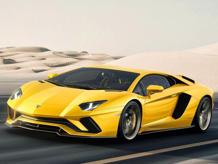 Das Facelift kommt als Lamborghini Aventador S (2017) zum deftigen Preis.