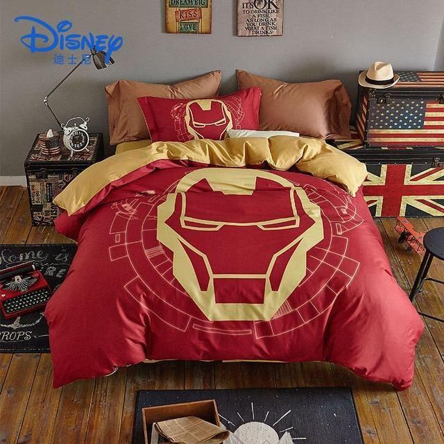 Characters Of Marvel Duvet Cover Bedding Set Mens Bedding Sets Boy Room Bedding Bedding Sets
