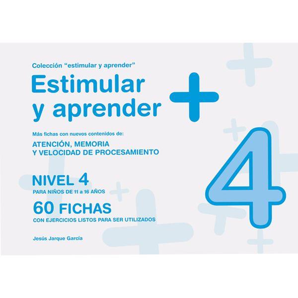 Estimular y aprender + Nivel 4