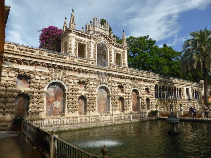 Alcazar in Sevilla