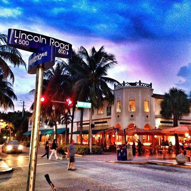When I realize I've packed nothing but swimsuits, some necessary shopping will need to happen! Not only is Lincoln Road lined with some of my favorite shops, but it's also beyond gorgeous. Covered in swaying palm trees and lush landscaping, Lincoln Road will certainly be the most tropical-looking mall I've ever visited! #VXTraveler
