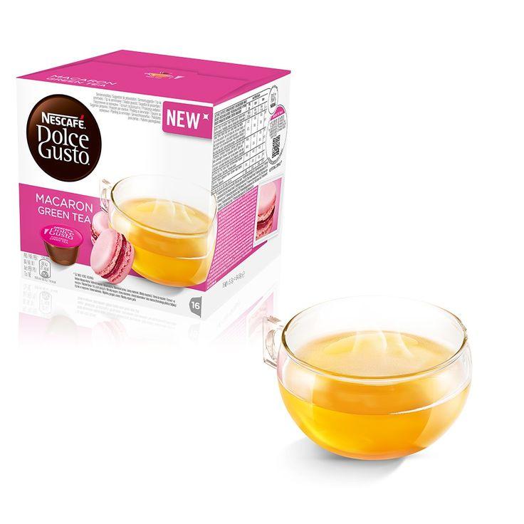 Macaron Green Tea - Tè in cialda - NESCAFÉ® Dolce Gusto®