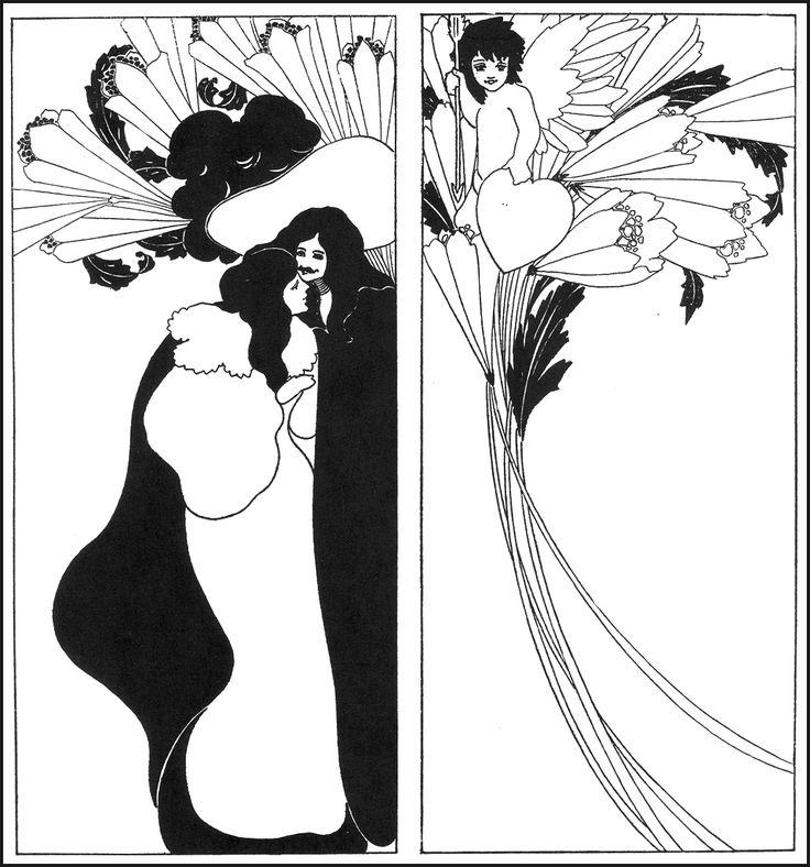 1896 - La Belle et la Bête (William H. Bradley)
