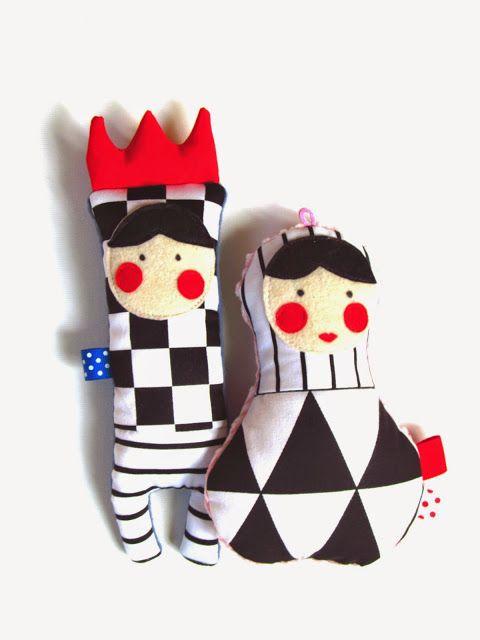polandhandmade.pl #polandhandmade #baby #dolls, #handmade, design by agatownik