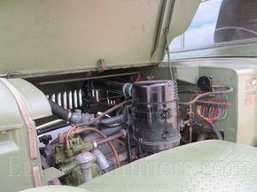 (1944) Diamond T 969A Wrecker | Gallery | Veteráni i veterán - Oldtimers - Historická vozidla