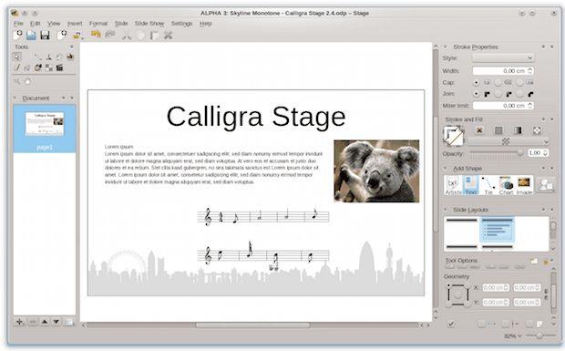 Se você procura uma outra alternativa ao Office da MS além do OpenOffice LibreOffice e WPS Office experimente instalar o Calligra Suíte no Ubuntu.  Leia o restante do texto Outra alternativa ao Office: instale o Calligra Suíte no Ubuntu  from Outra alternativa ao Office: instale o Calligra Suíte no Ubuntu