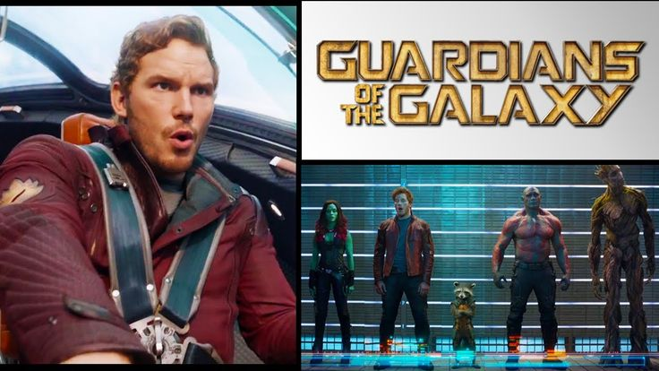 Fantastic Mashup of the 'Guardians of the Galaxy' Trailer and the 'Parks and Recreation' Intro