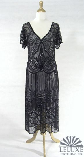 1920s style dress high street slo