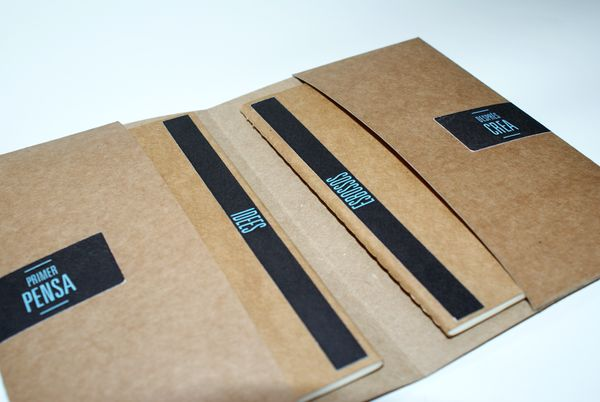 54 Unique Pocket Folder and Office Stationery Designs - You The Designer