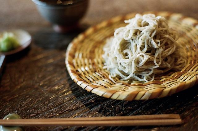 Japanese noodle -soba-