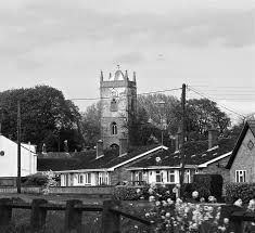 Image result for outwell/upwell villages in black and white