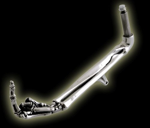 The Salute | Image Motorcycle Products Cast Steel Kickstands